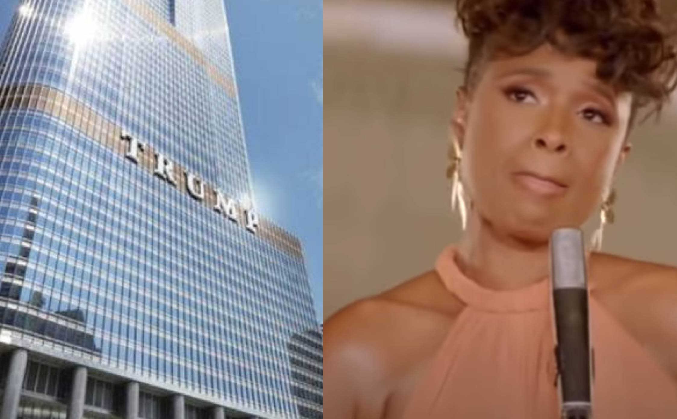 After Her Family Was Murdered, Trump Housed Jennifer Hudson Rent-Free in His Hotel...She Thanked Him by Performing at DNC