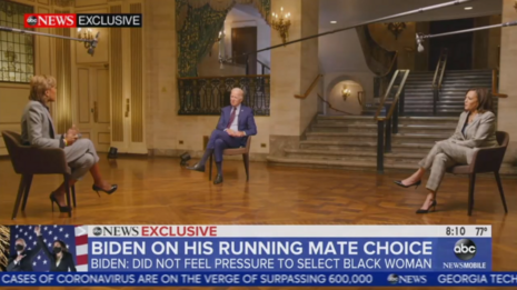 Biden Quotes Mao to ABC's Roberts, She Reuses to Push Back or Question