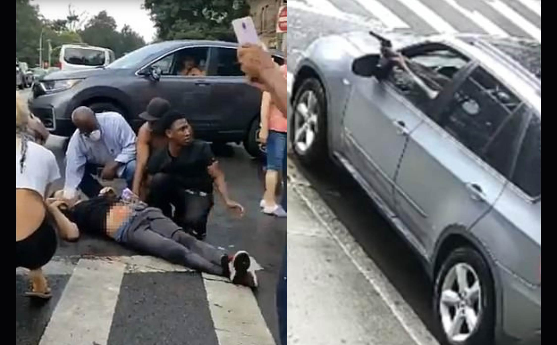 Brooklyn Man Paralyzed After Being Shot by a Stray Bullet While Walking to the Store to Buy Toothpaste