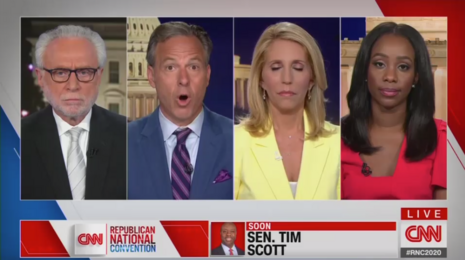 CNN Interrupts GOP Convention 6 Times on First Night, 2 for Dems