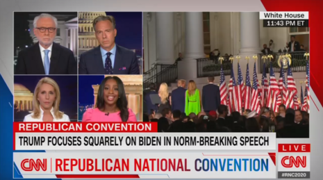 CNN: RNC Was 'Unethical,' Law-Shattering, America Can Never Recover from It