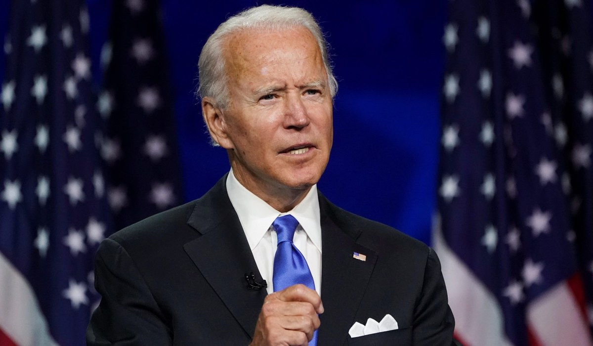Democratic Convention: Joe Biden Attacks Trump's Coronavirus Response in Speech Accepting Nomination