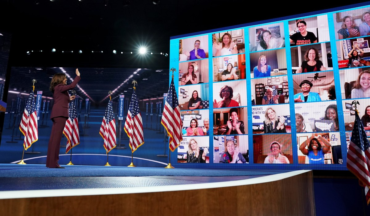 Democratic National Convention Not Must-See TV