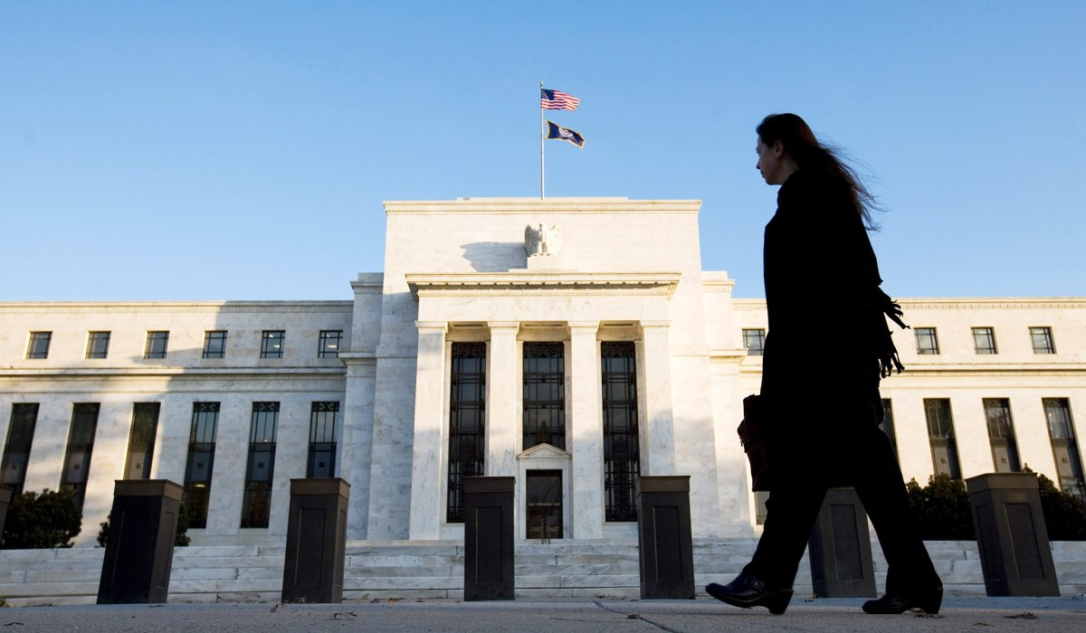 Federal Reserve Environmentalism & Climate Change Policy -- The Capital Note