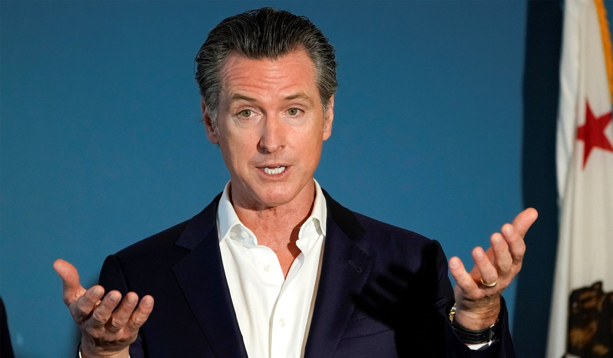 Gavin Newsom: California Governor Didn't Take Promised Pay Cut After Cutting State Workers' Pay