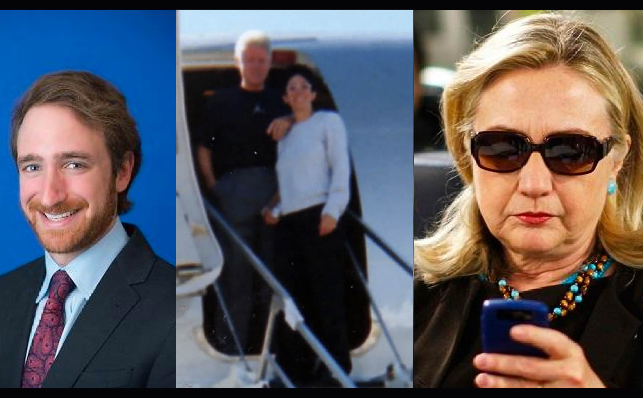 Hillary Clinton Put Ghislaine Maxwell's Nephew in Charge of Overseeing US-Libya Policy