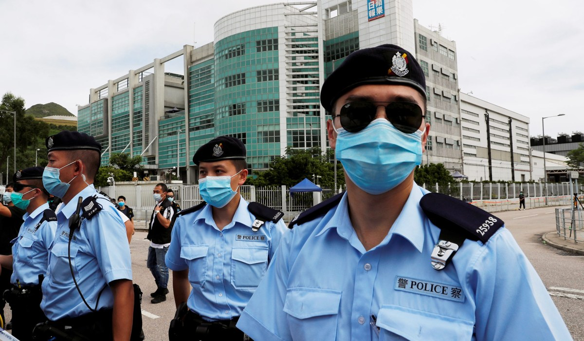 Hong Kong National-Security Law Suppresses Dissent, Tightens China's Grip