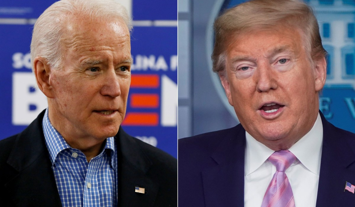 Joe Biden & DNC Speech -- Trump and His Campaign Are Being Outclassed