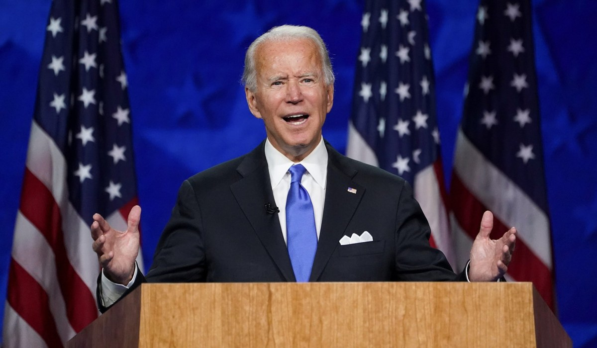 Joe Biden Nomination Speech: Vague and Without Policy Specifics
