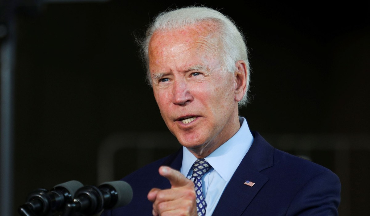 Joe Biden & Taxes: Vows 'No New Taxes' on Individuals Making Under $400,000