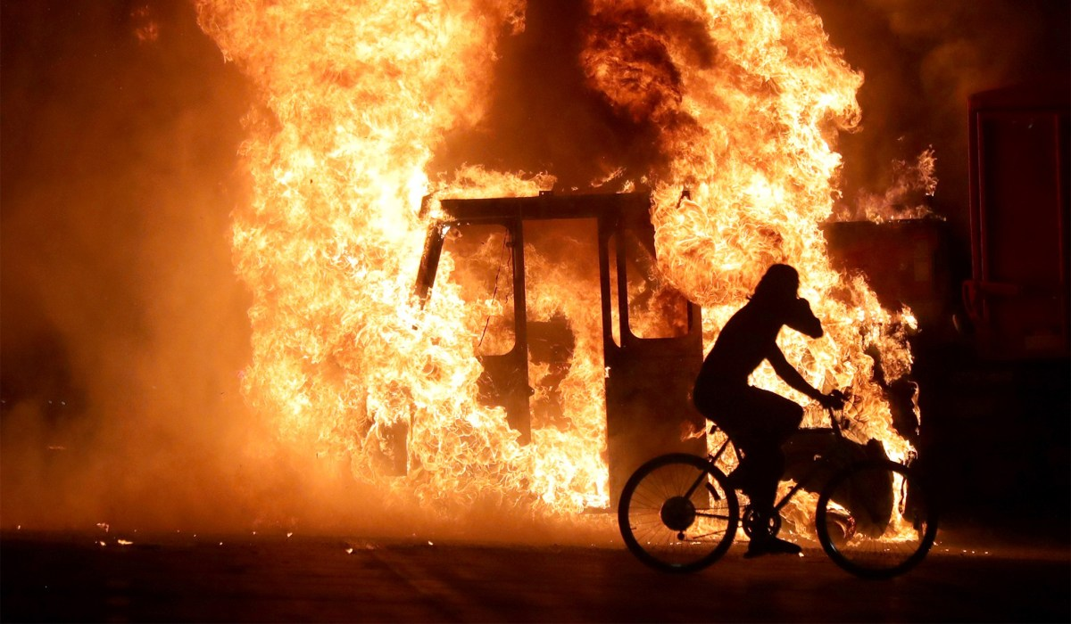 Kenosha Shooting Riots -- Elected Leaders Must Oppose the Growing Lawlessness