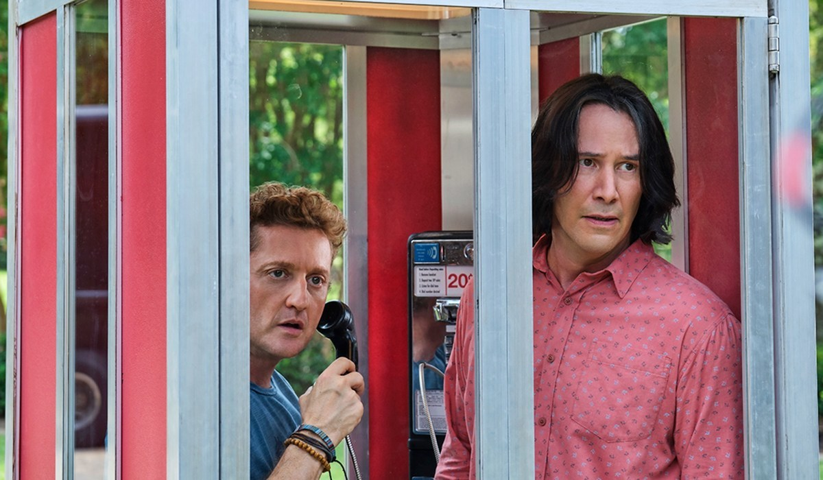 Movie Review: 'Bill & Ted Face the Music' Ignores Changed Circumstances