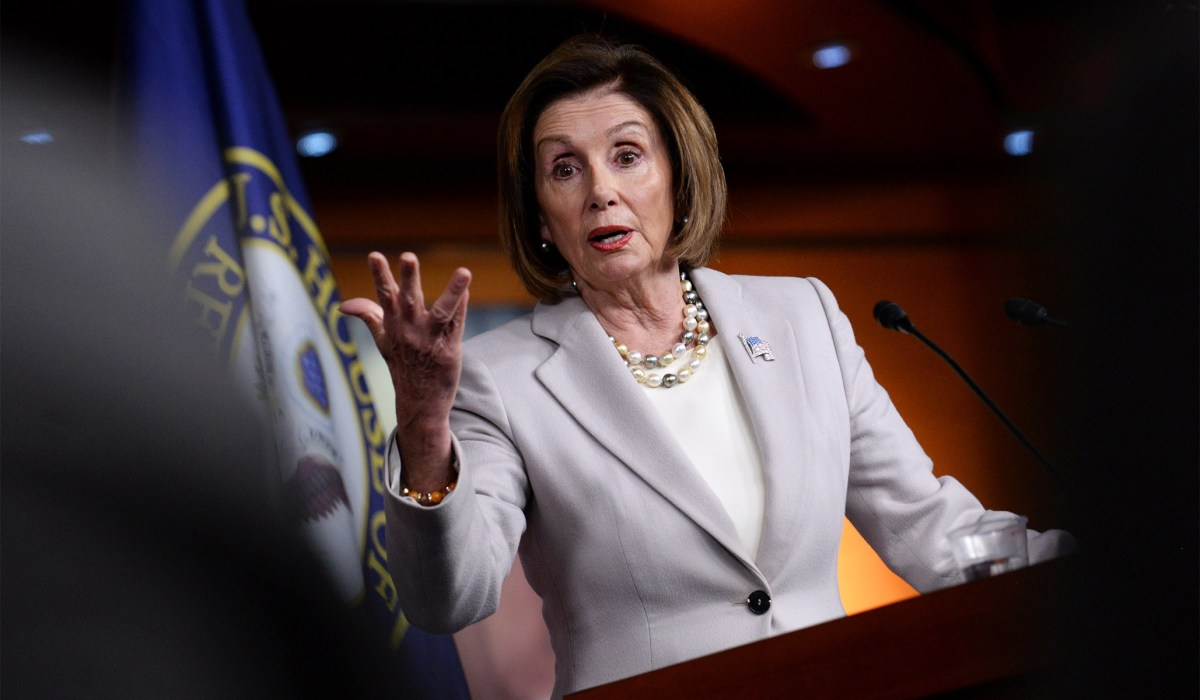 Nancy Pelosi Says Tax Dollars Will Fund Free Abortions for Medicaid Recipients in 2021