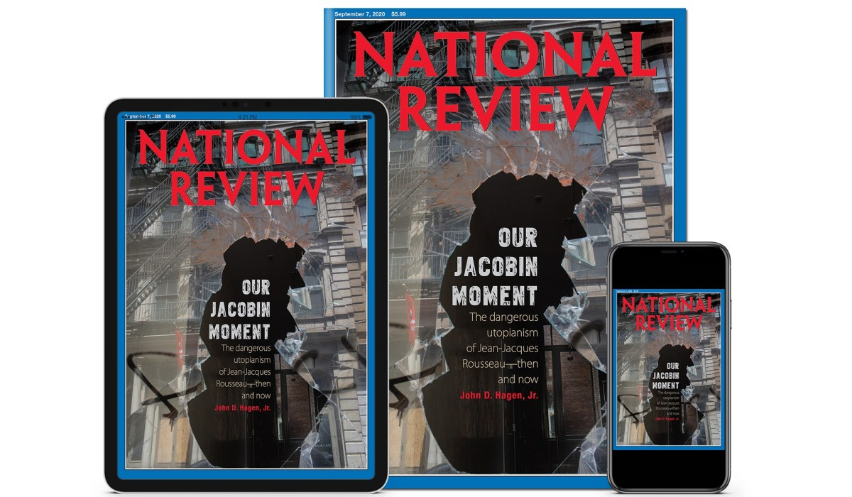 National Review's Magazine Issue