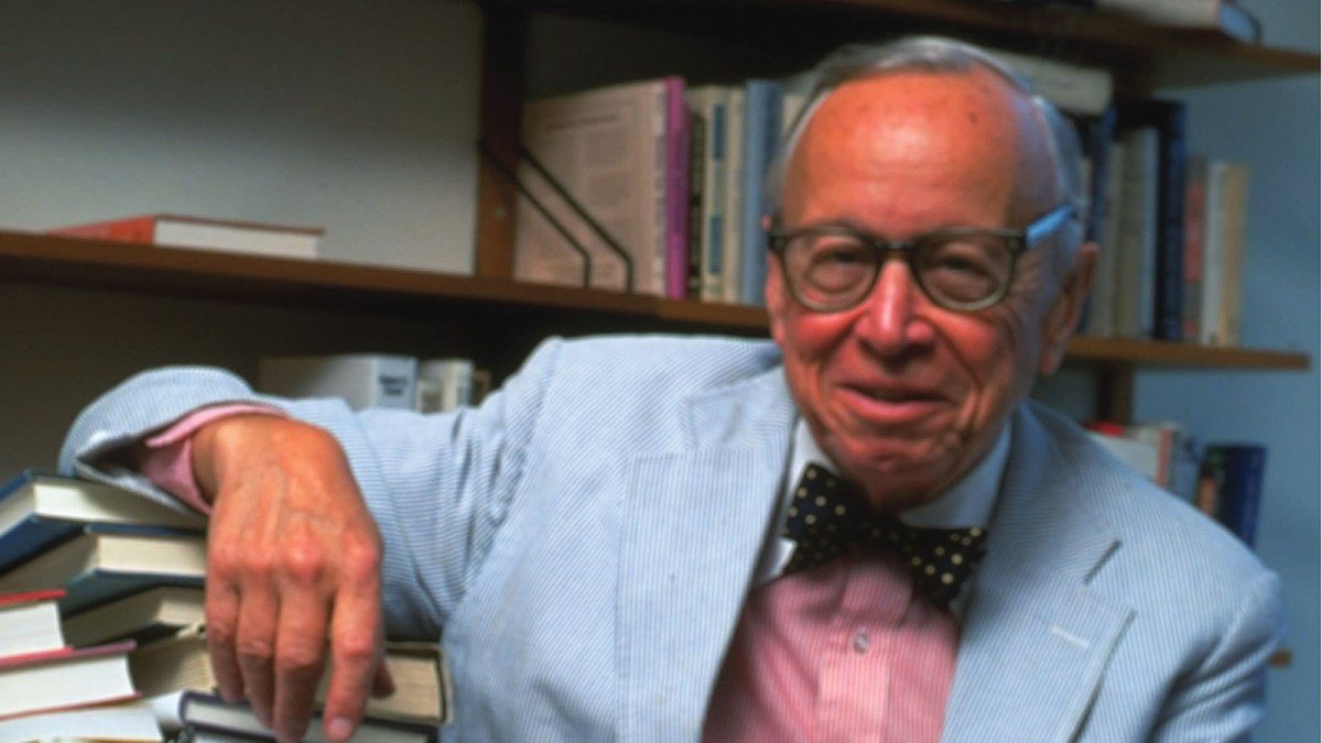 On Arthur M. Schlesinger Jr.'s 'Disuniting of America' and Its Relevance to Today