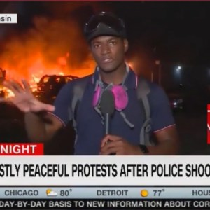 Only Some Kinds of Protest Are Always 'Mostly Peaceful'