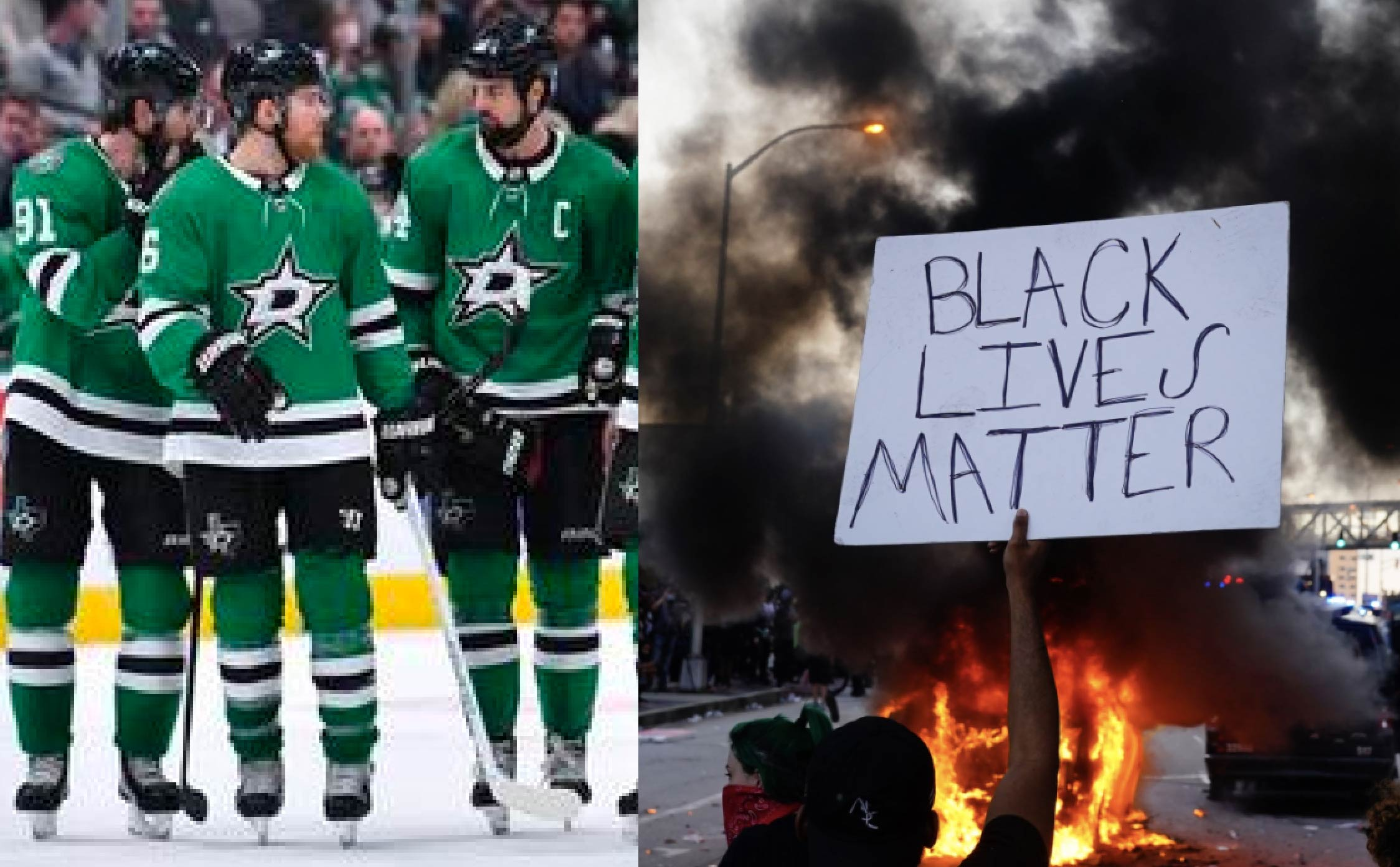 "Owner of NHL ""Dallas Stars"" Says Teams Losing Season Ticket Holders Because of Their Support For Black Lives Matter"