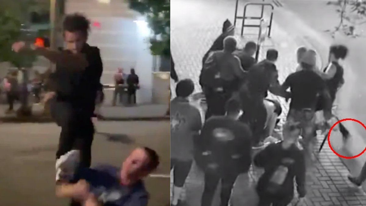 Portland Rioter Marquise Love Viciously Assaulted Another White Man Before Brutal Attack on Driver (VIDEO)