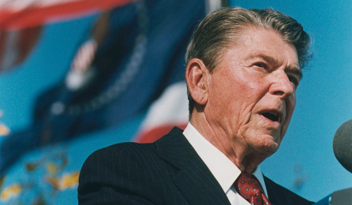 Reagan Makes an Call of Duty Cameo Appearance
