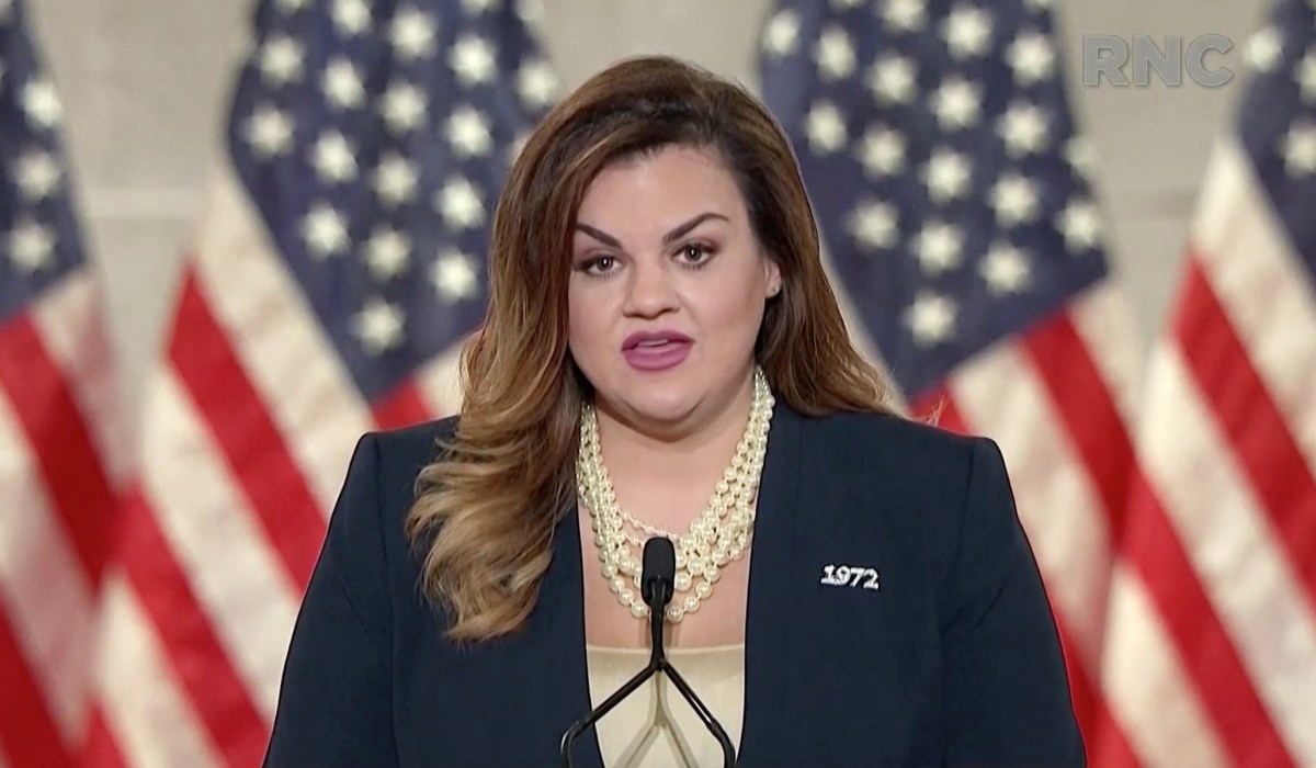 Republican Convention: Abby Johnson Delivers Powerful Pro-Life Speech