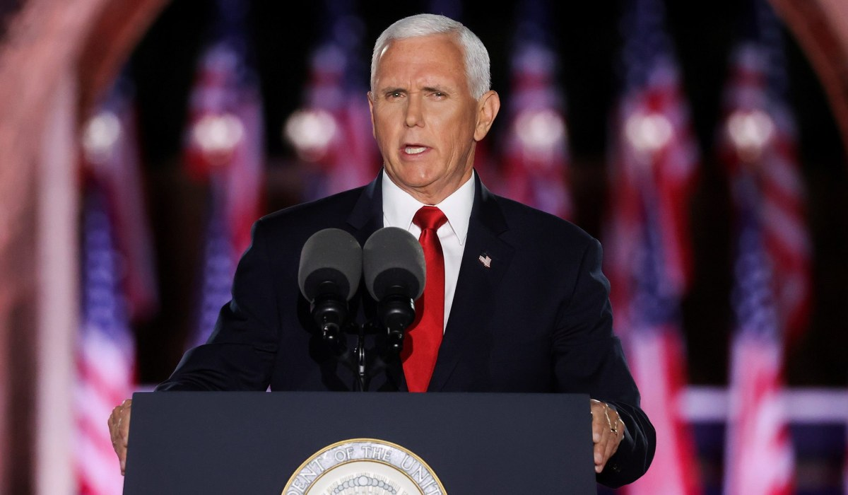 Republican Convention: Mike Pence Calls Joe Biden 'Trojan Horse for the Radical Left'
