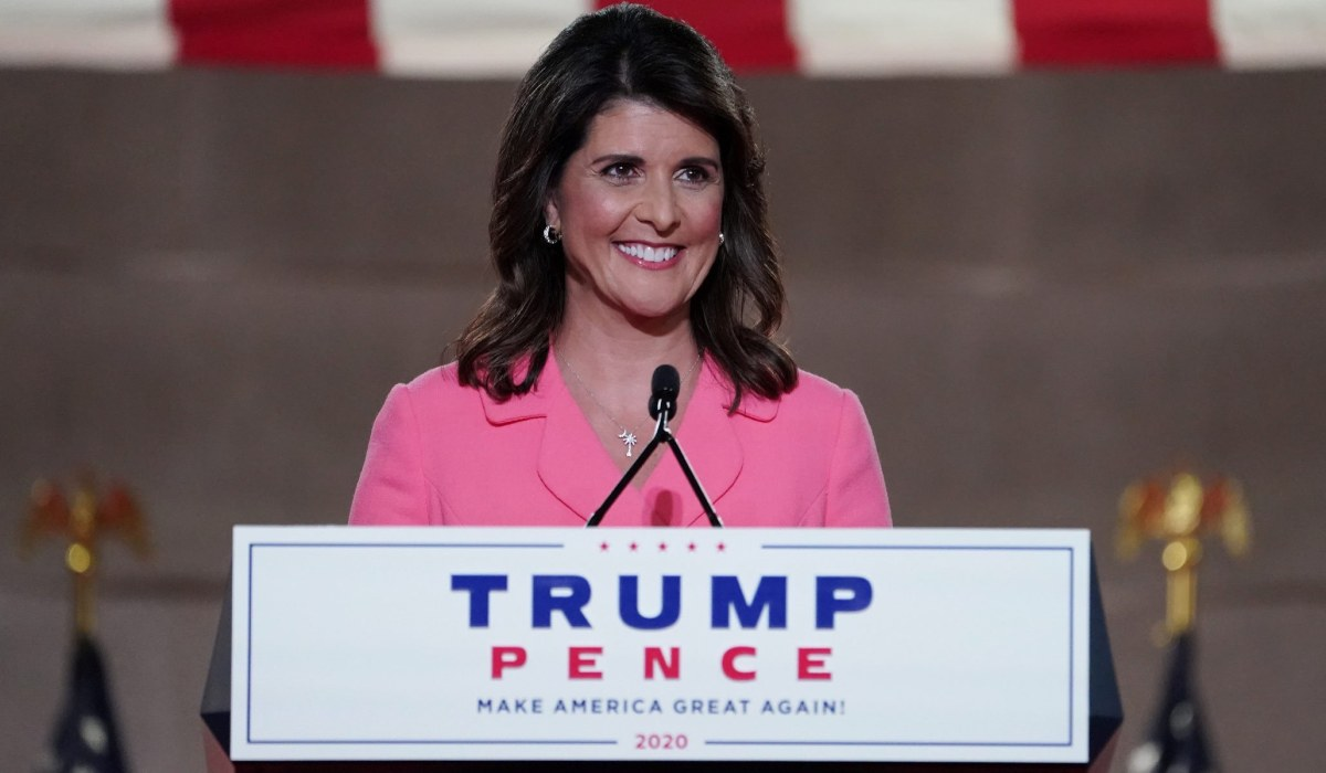 Republican Convention: Nikki Haley Makes Her Pitch for Trump, and for Herself