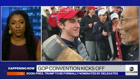 Shameless ABC Trashes 'Disgraced' 'Controversial' RNC Speakers Sandmann, McCloskeys