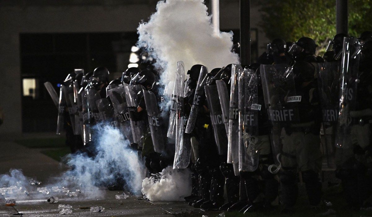 State of Emergency -- Wisconsin Gov. Declares after Kenosha Riots, Doubles National Guard