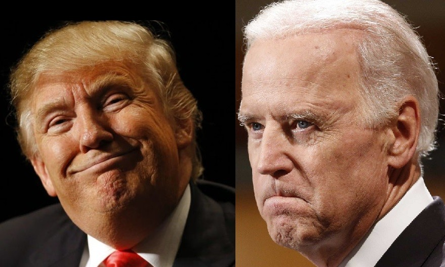 Trump Gets Massive Bump From Joe Biden's Convention...Huge 10-Point Lead With Independents