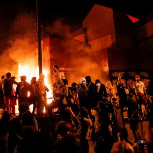 U.S. Riots & Protests -- Re: Only Some Kinds of Protest Are Always 'Mostly Peaceful'