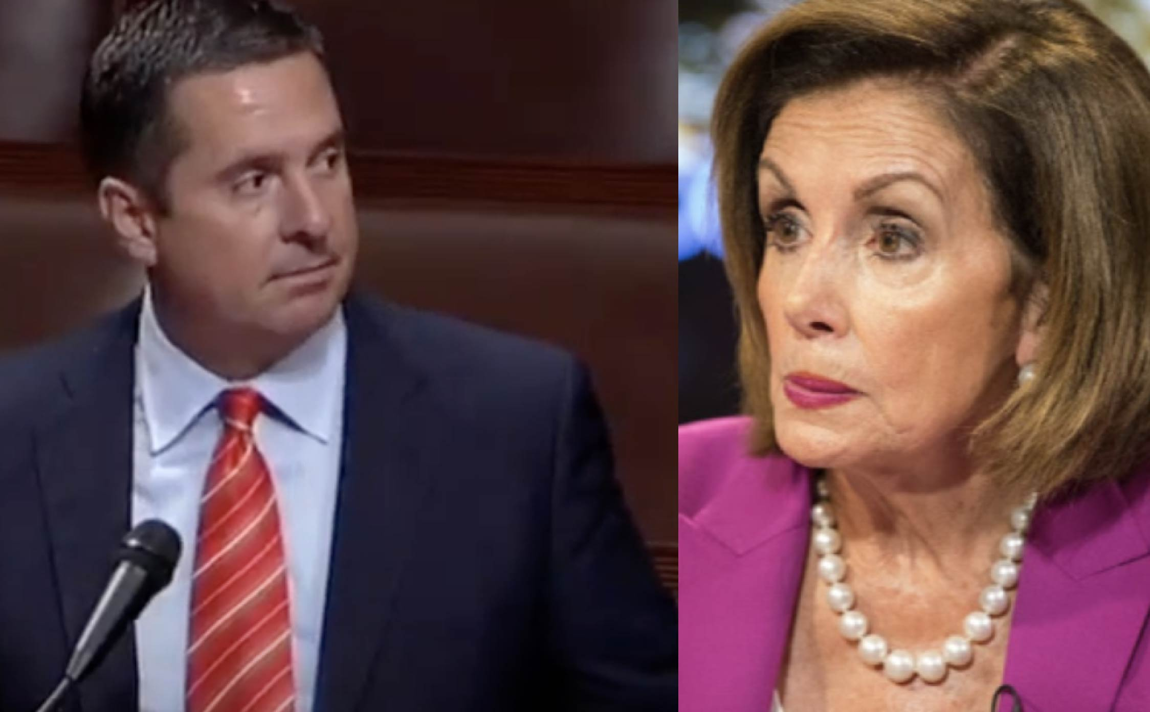 [VIDEO] Devin Nunes Just Put Dems Through a Political Meat Grinder in 41-Short-Seconds on the House Floor