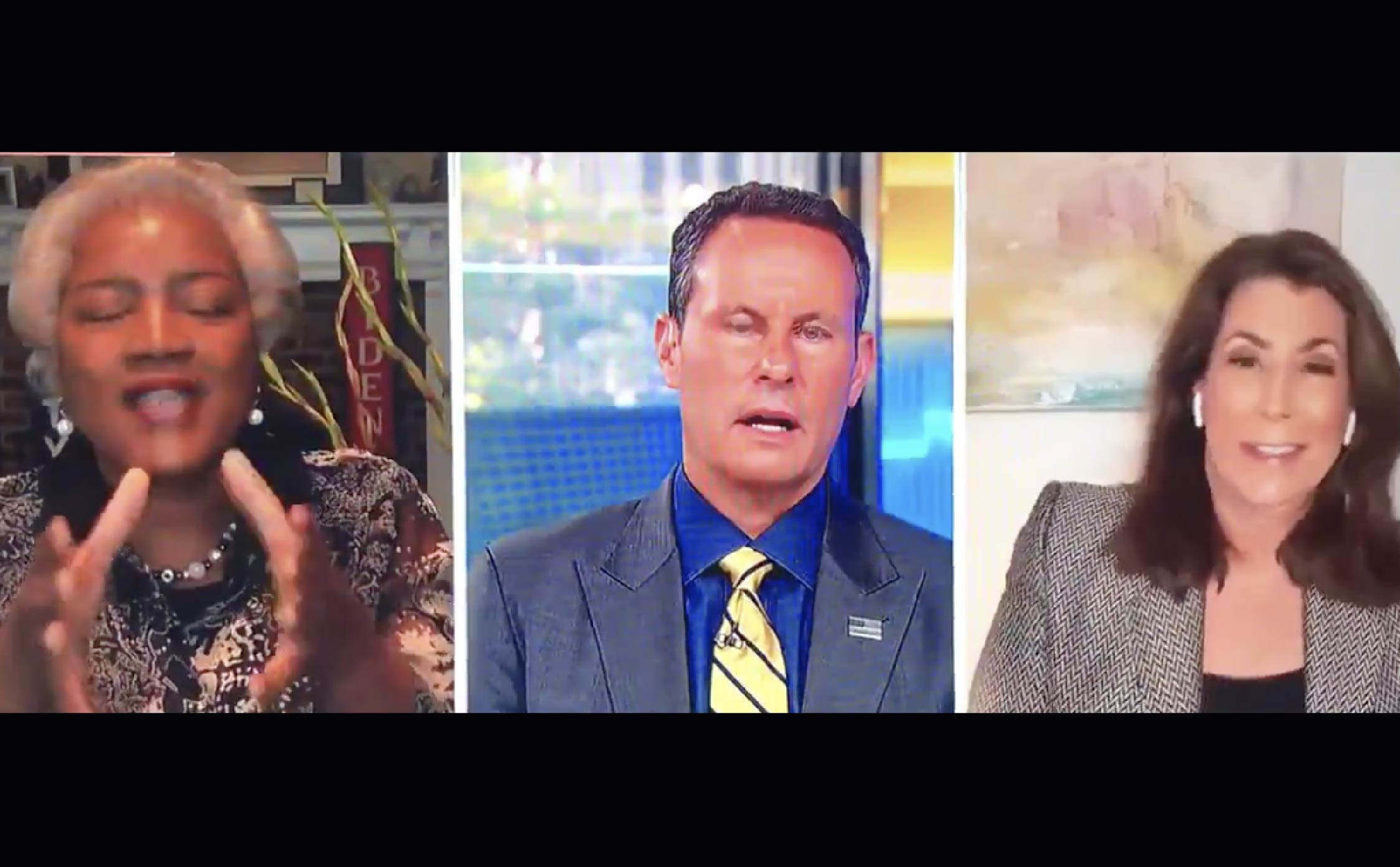"""[VIDEO] Donna Brazile Was So Triggered By RNC Convention, She Had Major Meltdown on Fox """"You Don't Recognize My Existence"""""""