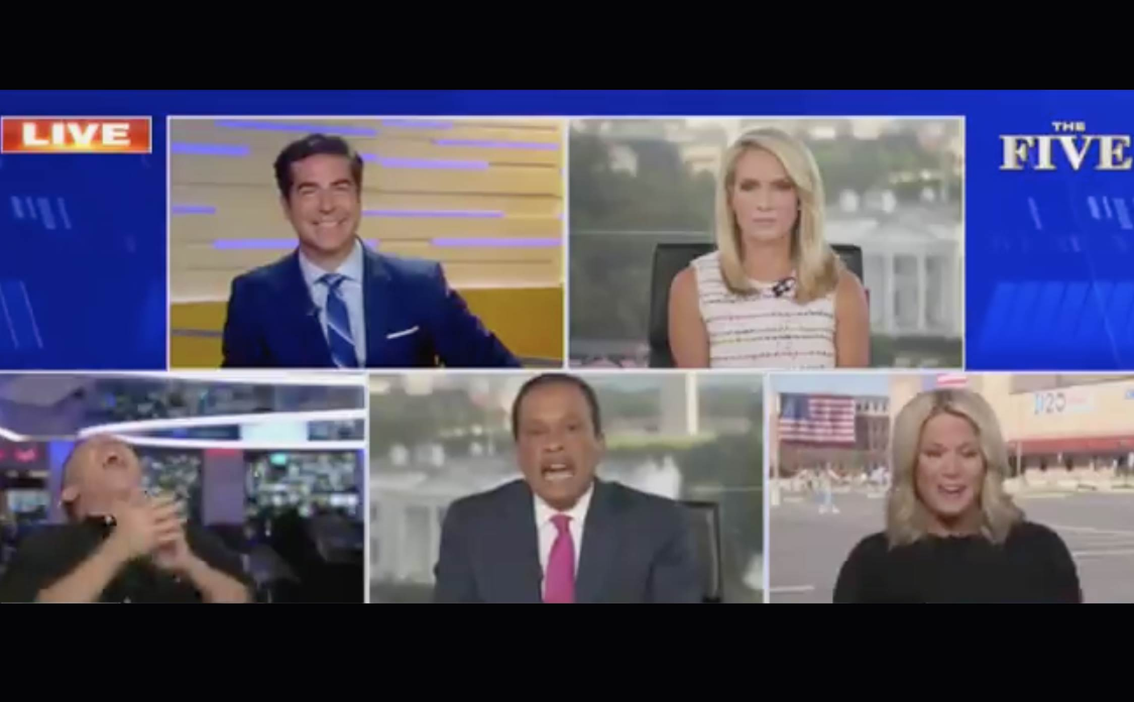 [VIDEO] Juan Williams Gets His Butt Handed to Him After He Claims Dems Aren't Responsible for BLM and Anifa Violence
