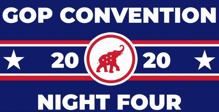 Watch Live: 2020 Republican National Convention - Night 4