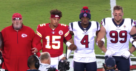 A Confused NFL Stumbles Out of the Gate with Social Justice Virtue-Signaling