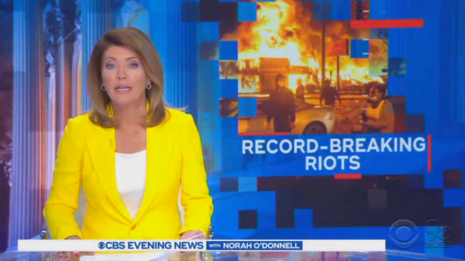 ABC, NBC Spike 'Mostly Peaceful' Protests Leaving $2 Billion in Damages