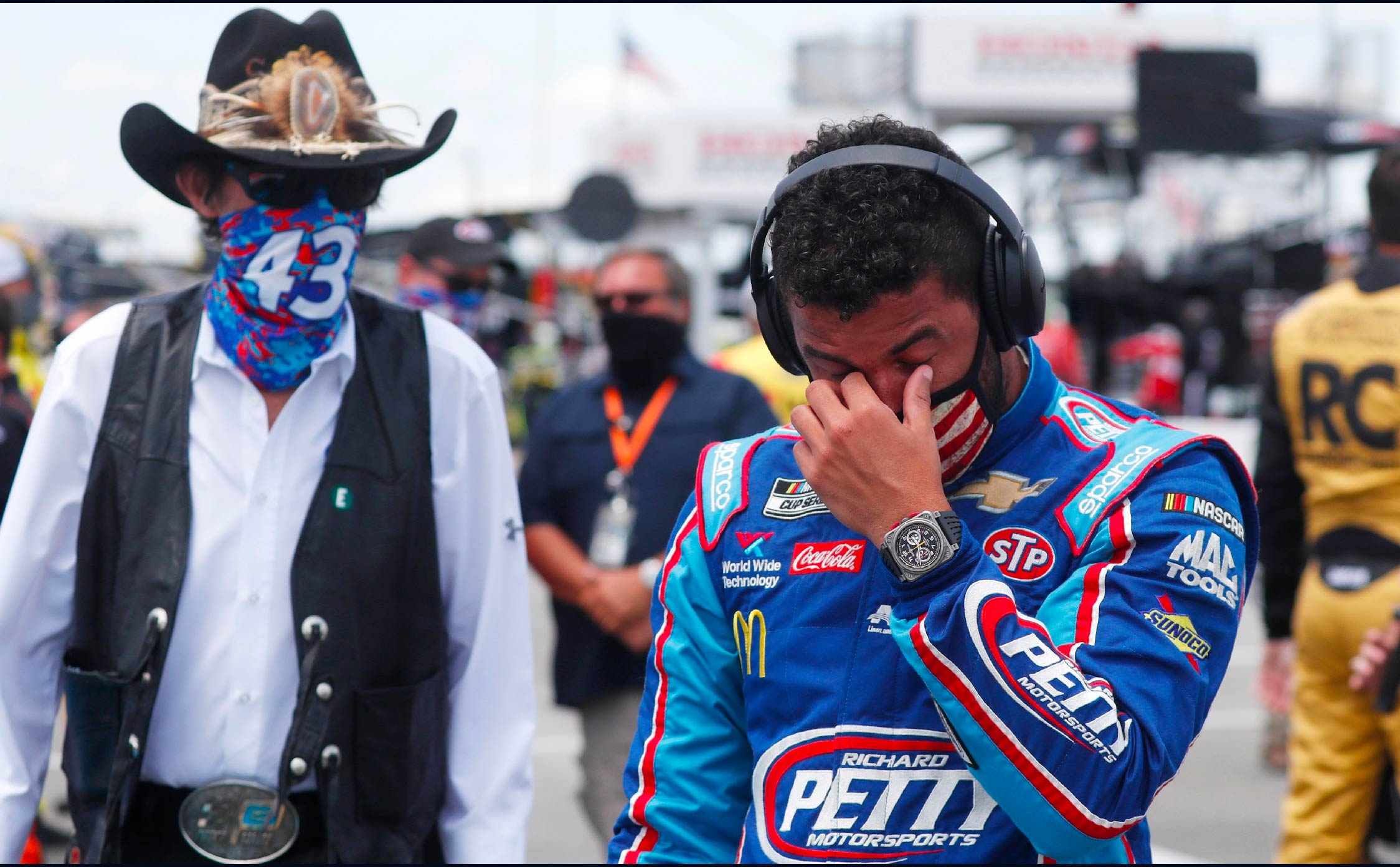 After Richard Petty Risked His Reputation to Defend Him, Disgraced Bubba Wallace Just Called it Quits