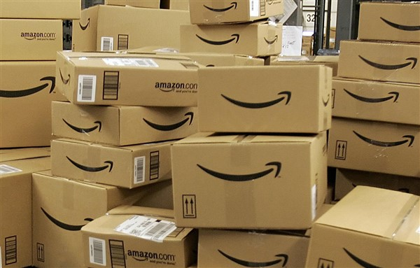 Amazon To Hire 100,000 To Staff New Warehouses, Handle Expected Shopping Surge