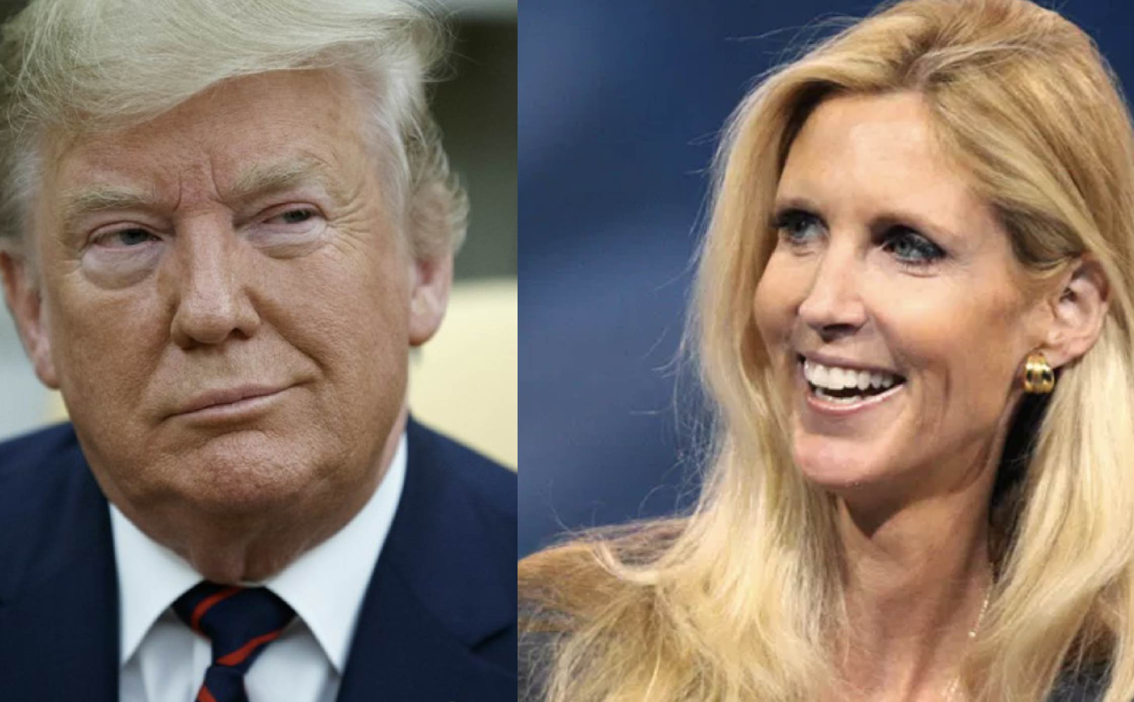"Ann Coulter Just Announced Trump Has ""Won Her Back"""