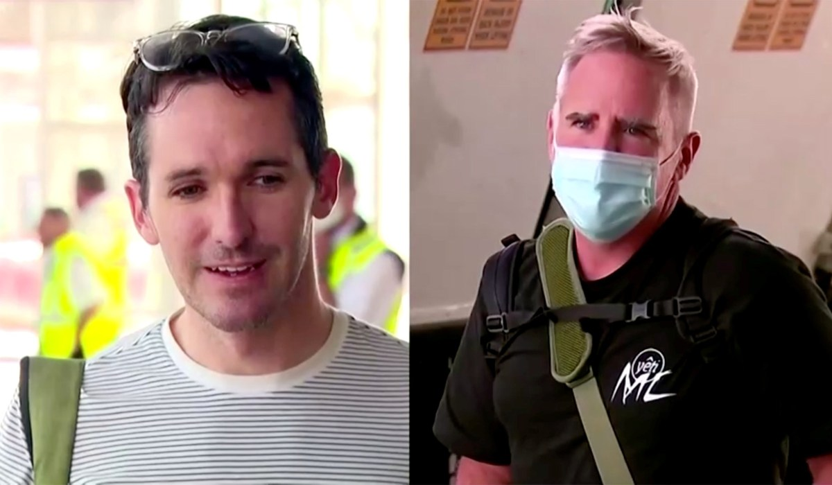 Australian Journalists Flee China after Diplomatic Stand Off
