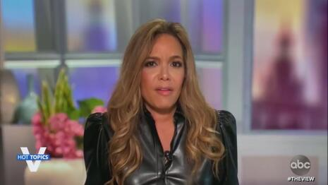 Bitter Sunny Hostin Scoffs at Black 'Props' at RNC to Downplay Trump's Support Among Minorities