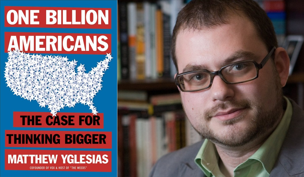 Book Review 'One Billion Americans': Matt Yglesias Argues for Mass Immigration