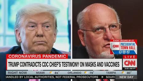 CNN 'New Day' Hosts Troll Trump on His 'War on Facts and Science,' and Lack of a Medical Degree
