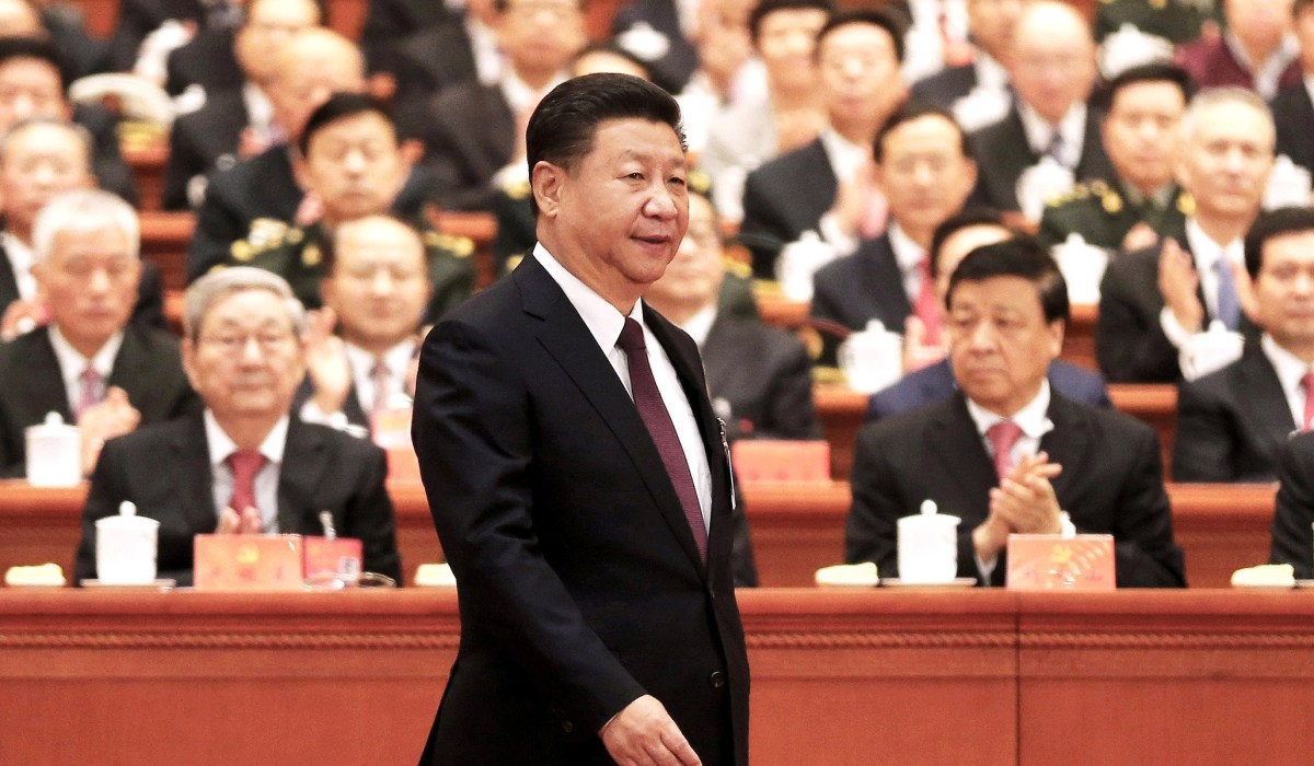 China Task Force Panel Recommends Steps to Confront Beijing