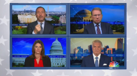 Chuck Todd Fears Media Losing Their 'Power' to 'Shame a Politician'
