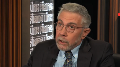 Clueless Krugman Takes Morning Stroll, Sees No Destruction in 'Cheerful' NYC