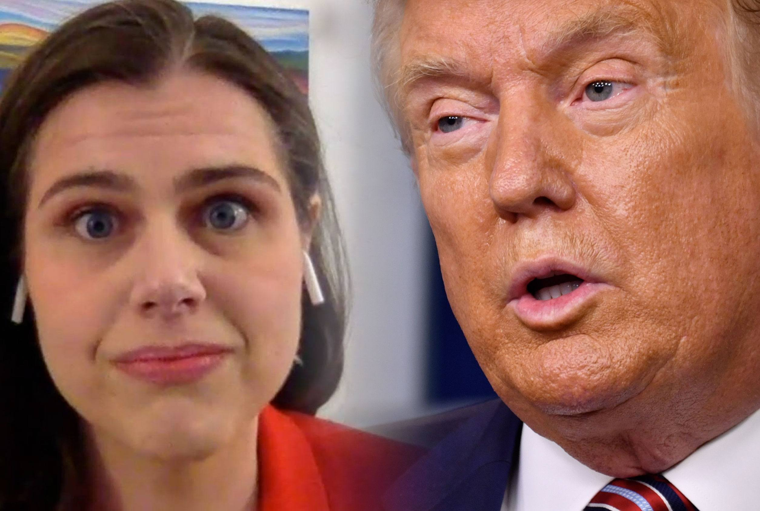 """Colorado Secretary Of State Says She'll Refer President Trump for """"Prosecution"""" If Anyone """"Double Votes"""" In Election"""