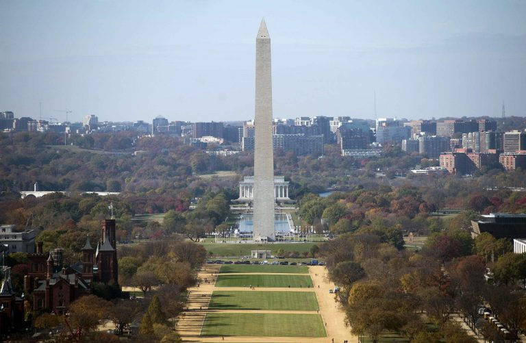 DC Mayor's Working Group Calls On Federal Government To 'Remove, Relocate, Or Contextualize' The Washington Monument