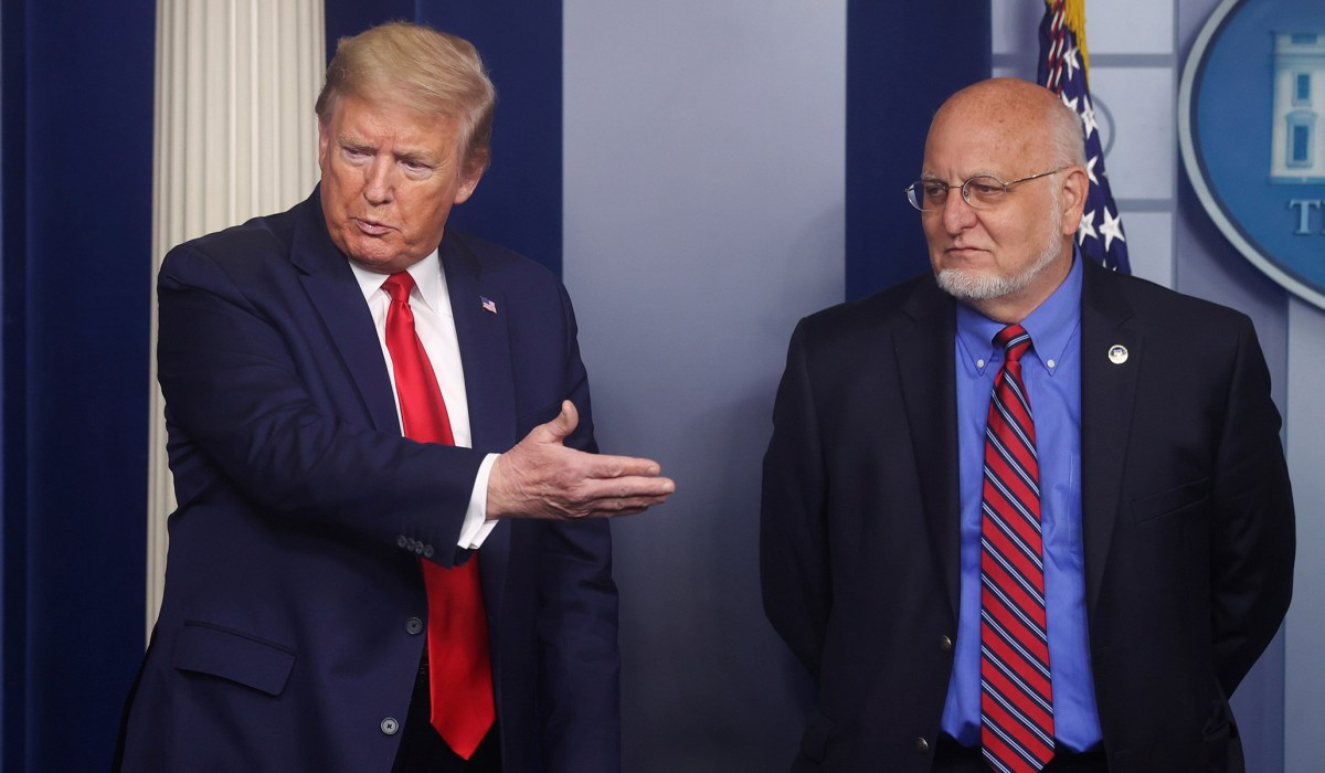 Does the President Ever Talk to His CDC Director?