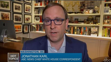 Dr. Jekyll and Mr. KARL? ABC Reporter Now Endorses Jim Acosta's Aggression